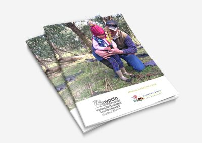 Annual Landcare Magazine Design